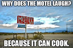 motel cook