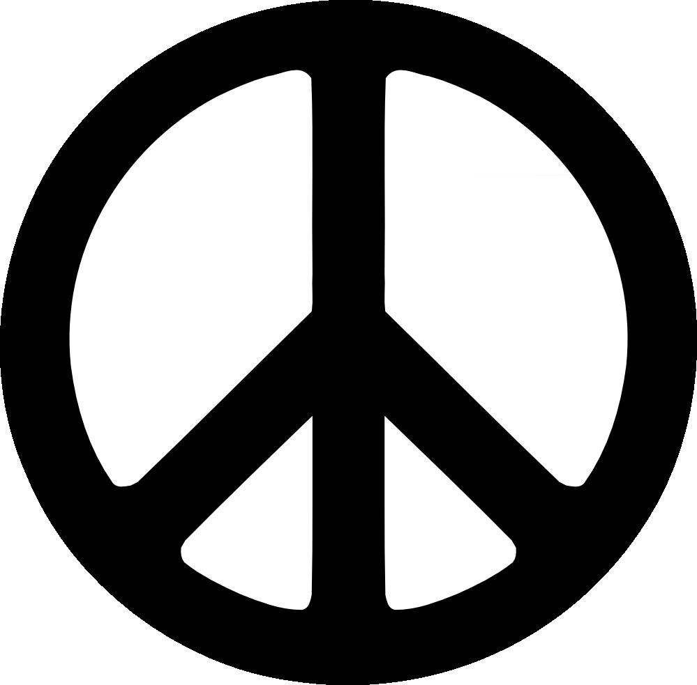 trivia peace sign