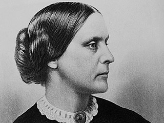 susan b anthony trivia