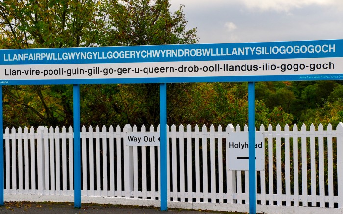 welsh language trivia
