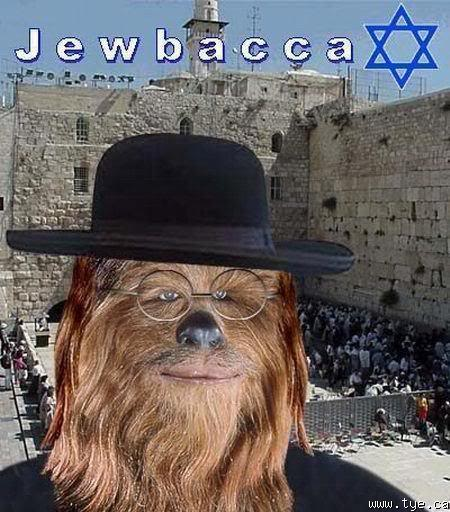 Jewish Chewbacca