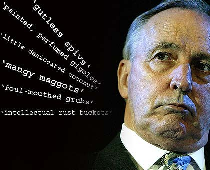 Paul Keating trivia