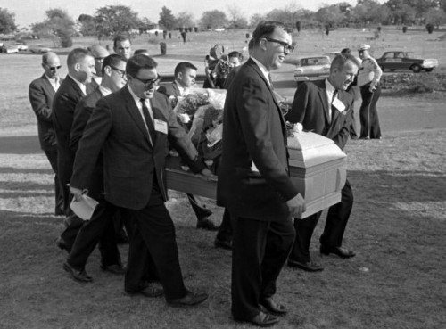 lee harvey oswald funeral trivia