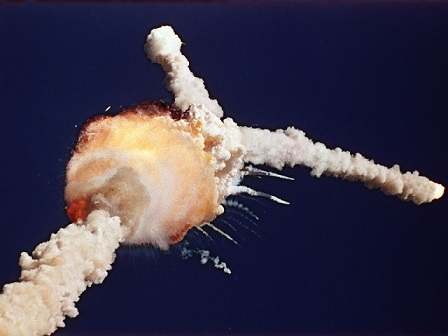 space shuttle challenger trivia