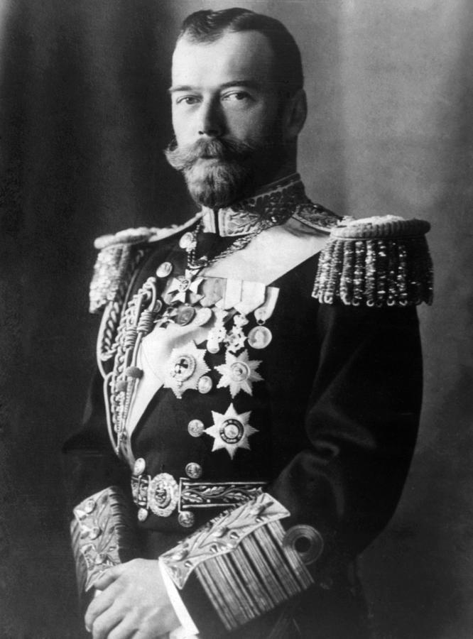 tsar nicholas ii trivia