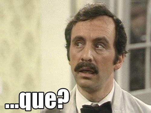 manuel fawlty towers trivia