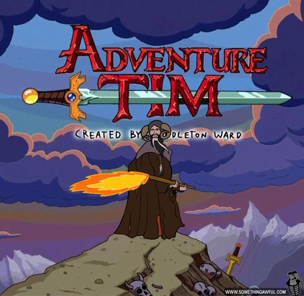 adventure tim trivia