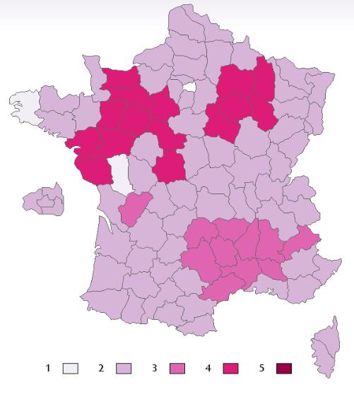 france map trivia