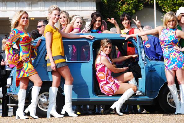 60s miniskirts trivia