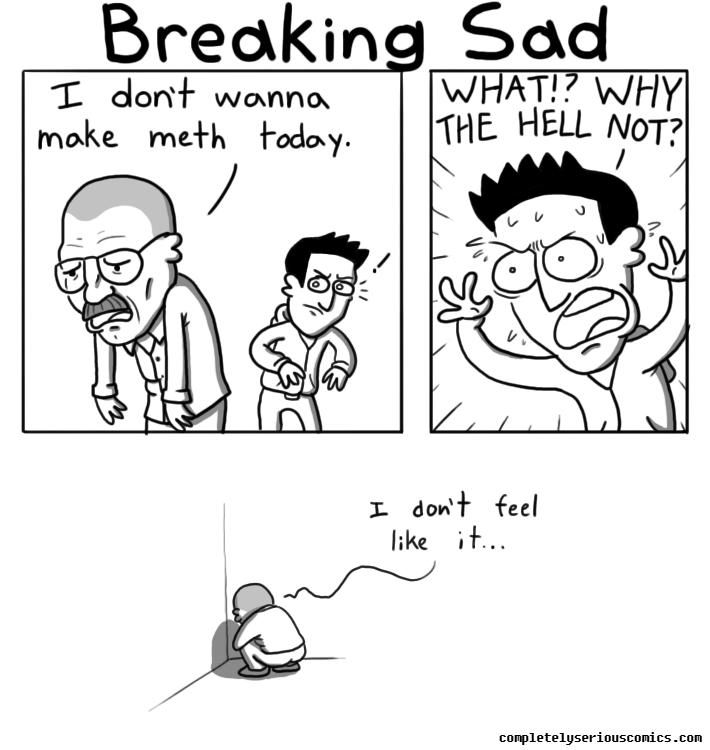 breakingsad trivia