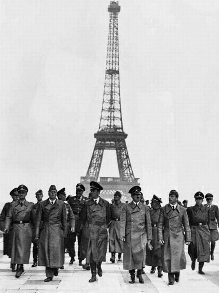 eiffel tower 1940 trivia