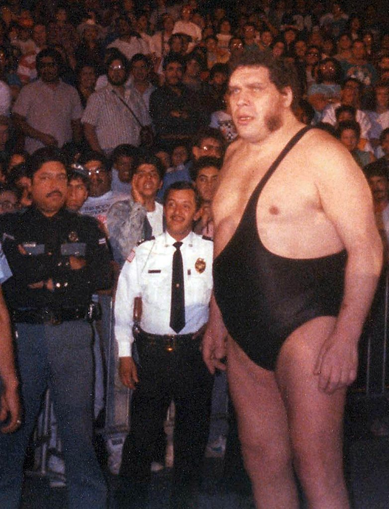 andre the giant trivia