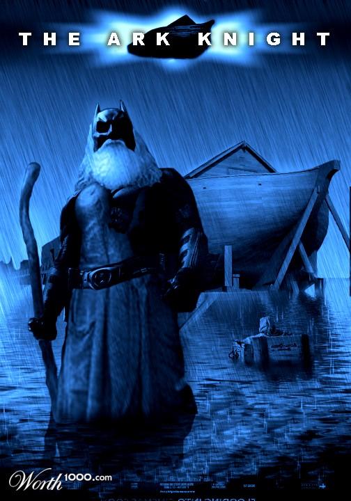 ark knight trivia
