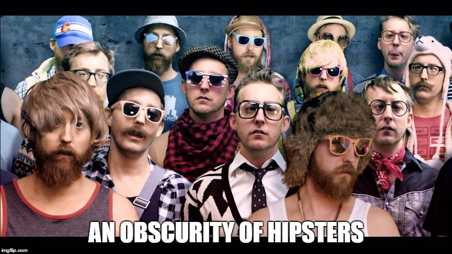 hipster trivia
